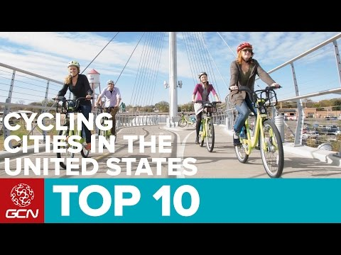 Top 10 Cycling Cities In The United States