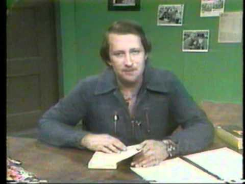 Quick Clip of Jerry Beck from WCMH-TV4, Columbus, OH - 1970s