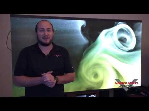 Vanguard LED Displays - Rhodium - 2020