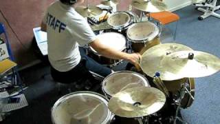 Fort Minor-Believe Me (drum cover)