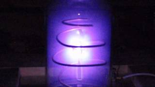 My Demonstration IEC Nuclear Fusion Reactor