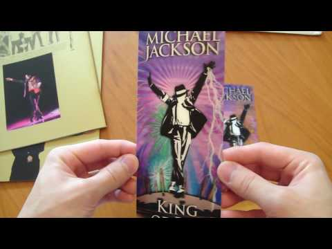 Michael Jackson - Concert Tickets Unboxing - This Is It London 2009
