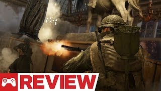 Call of Duty: WW2 - United Front DLC Review (Video Game Video Review)