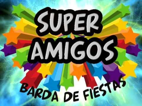Superamigos bardad de fiestas youtube for Abril salon de fiestas