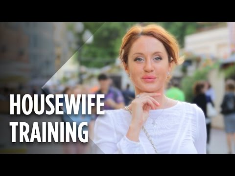 The Russian Schools Training Women To Be Housewives