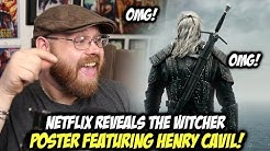Netflix Reveals The Witcher Poster Featuring Henry Cavil!!!