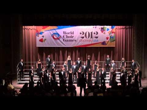 Boğaziçi Jazz Choir - Güzelleme (Hasan Uçarsu) @ WCG 2012, USA