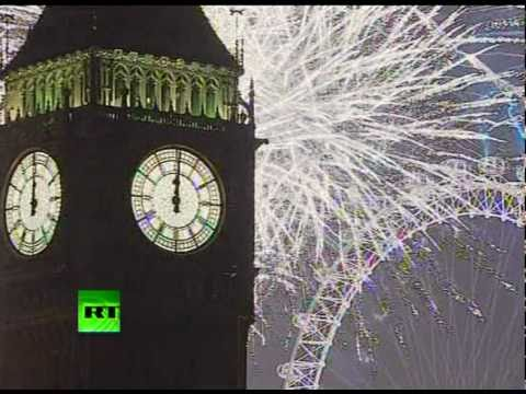 London New Years Eve