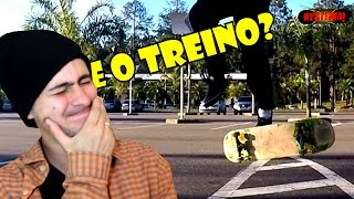 Manobra do Game of SKATE #4: Front Foot Impossible