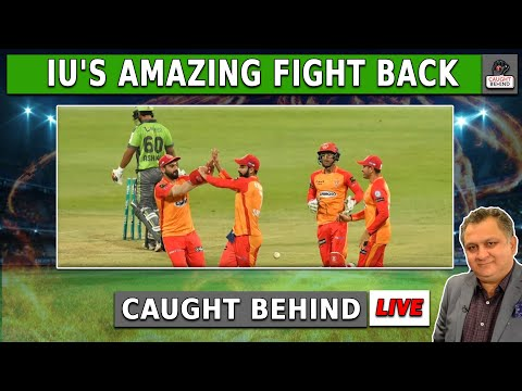 IU's Amazing Fight Back | Caught Behind
