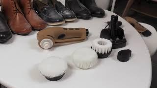 137962 Электрическая щетка для ухода за обувью