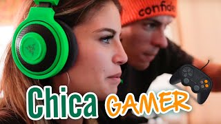 CHICA GAMER - FLAVIA Y PATO
