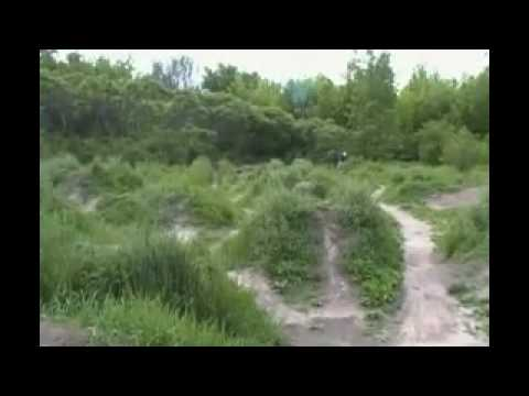 Discovering West Island Montreal Mountain Bike trails