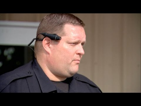 Police Officers Increase Body Camera Use