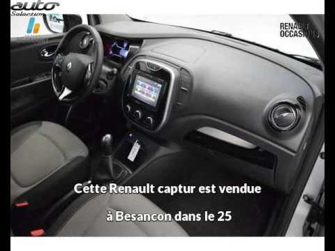 renault captur occasion visible besancon pr sent e par renault besancon youtube. Black Bedroom Furniture Sets. Home Design Ideas