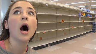 Stores Running Out of Food and We Are Losing Our Jobs