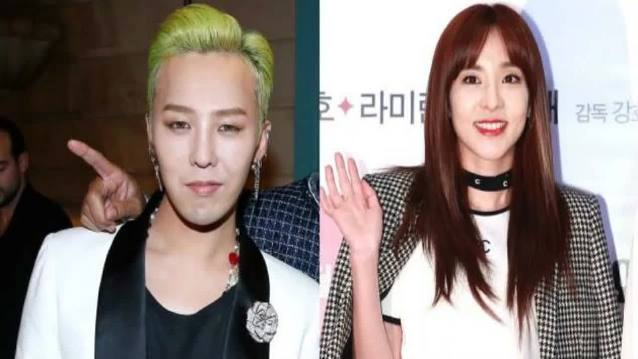 cl and gd dating 2012 There have also been numerous rumors floating about too like g-dragon and kiko mizuhara (for who knows how long) on that note, the newest rumor is that cl of 2ne1 and mino of winner are dating on that note, the newest rumor is that cl of 2ne1 and mino of winner are dating.