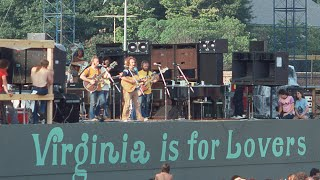 CROSBY, STILLS, NASH & YOUNG Foreman Field Stadium, Norfolk, VA Aug...