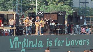 CSNY - Foreman Field, Norfolk, VA, August 17, 1974