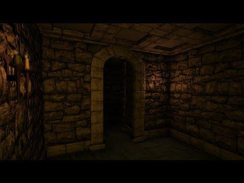 Dreadhalls - vr игра на андройд для samsung gear vr