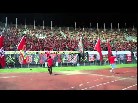 GB13:TV Capo lead from the Pitch & Demi Sarawak Chant