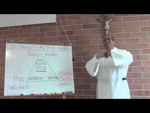 Doctrina Espiritual de Santa Catalina, 10 de 10: Antropología Teológica
