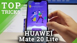 Top Tricks HUAWEI Mate 20 Lite - Best Hints / Cool Tips / Advanced Features