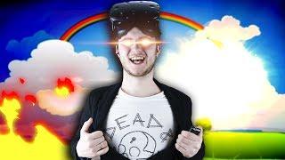 СИМУЛЯТОР БОГА ДЛЯ ВІРТУАЛЬНОЇ РЕАЛЬНОСТІ! - Townsmen VR (HTC Vive)
