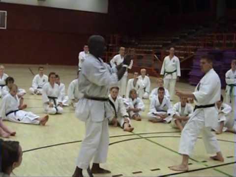 JKA FINLAND PROUDLY PRESENTS: Elwyn Hall : The instructor