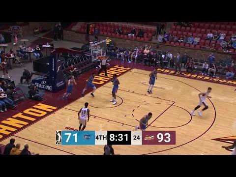 Ante Zizic Posts 26 points & 13 rebounds vs. Oklahoma City Blue
