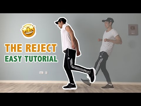 How To Do The Reject (Hip Hop Dance Move) | EASY Tutorial For Beginners