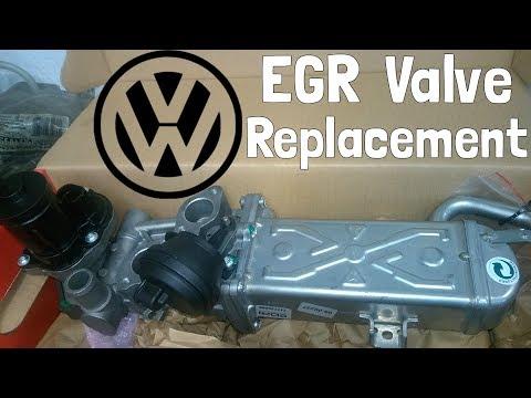 Volkswagen EGR Valve Replacement - How To