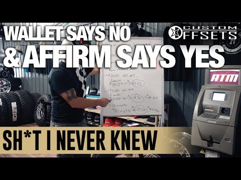 Sh*t I Never Knew: Wallet Says No, Affirm Says Yes!