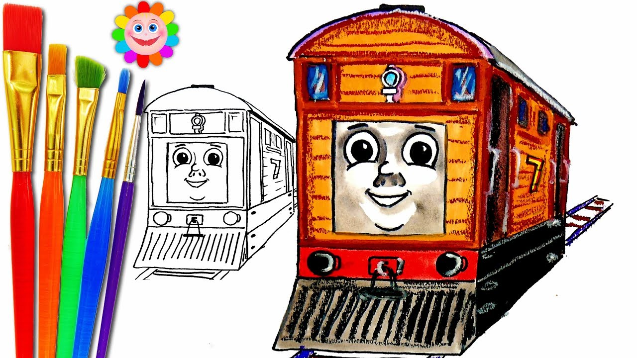 thomas the train coloring pages gordon youtuf com