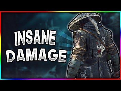 [For Honor] Aramusha has INSANE Burst Damage!