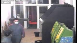 Ограбление в Актобе