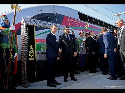 المغرب يطلق أول قطار سريع في أفريقيا  - 23:54-2018 / 11 / 15
