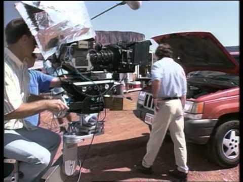 Breakdown  -  Behind the Scenes (Kurt Russel)