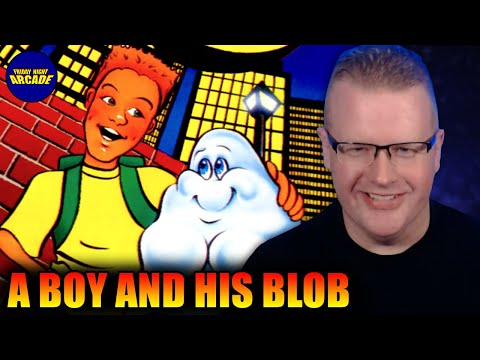 A Boy and his Blob on the NES | Friday Night Arcade