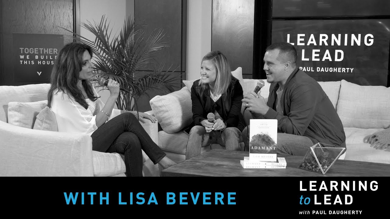 PODCAST | Learning To Lead With Lisa Bevere