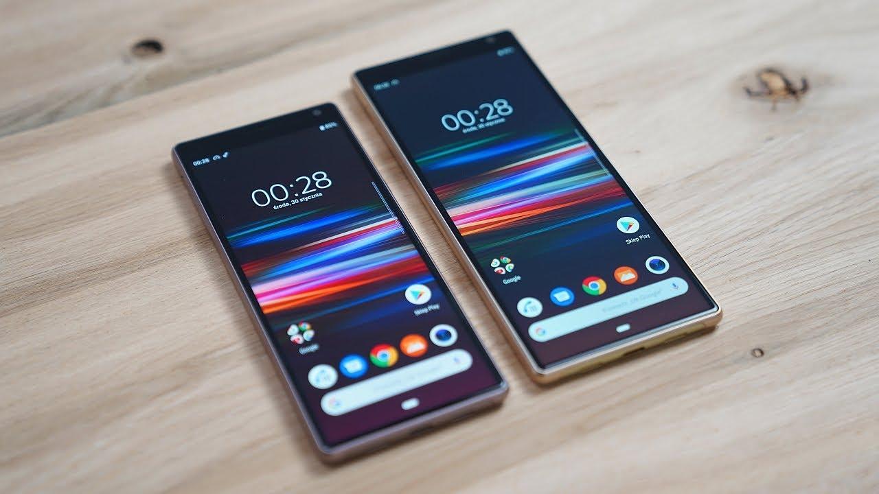MWC 2019: Sony Xperia 1, Xperia 10 i Xperia 10 Plus ...