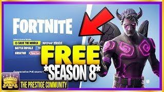 *SEASON 8* How To Get Fortnite Save The World For Free (STW For Free Glitch)