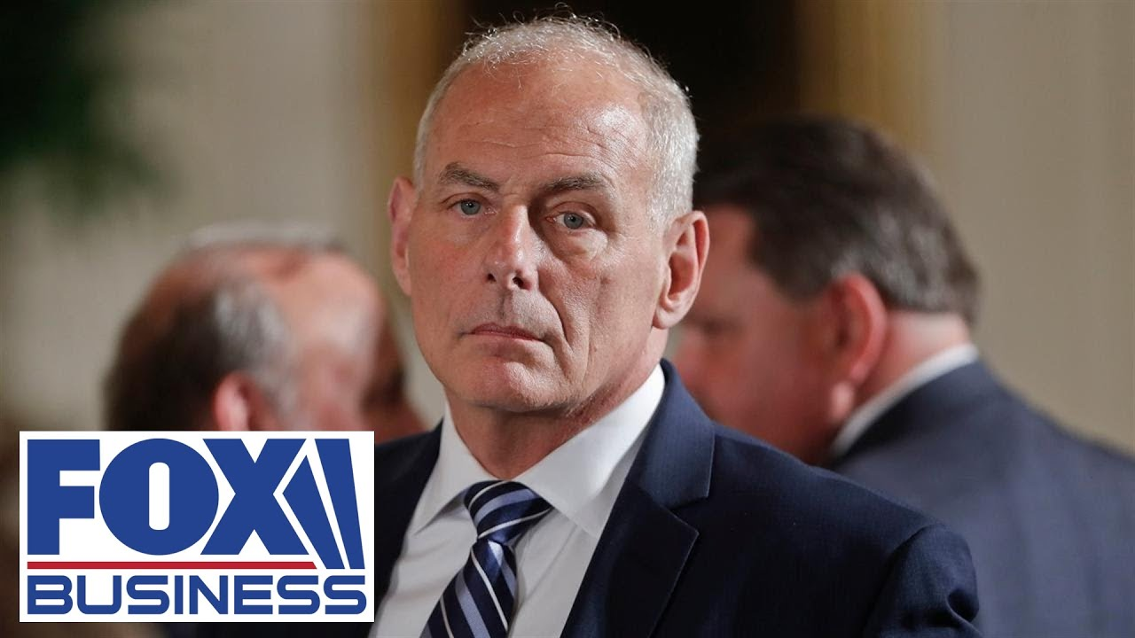 K.T. McFarland reacts to John Kelly's criticism of Trump - FOX Business