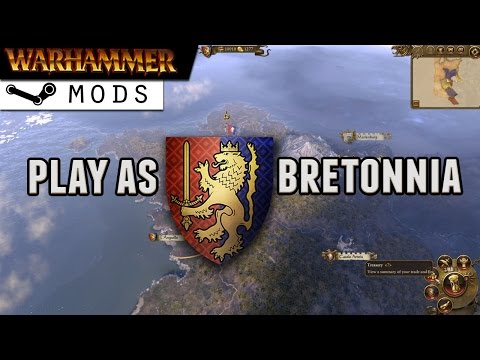 Play as Bretonnia in Campaign (Total War:...