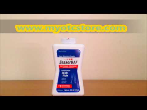 Myotcstore.com Review on Zeasorb Antifungal Treatment Powder For Jock Itch – 2.5 Oz