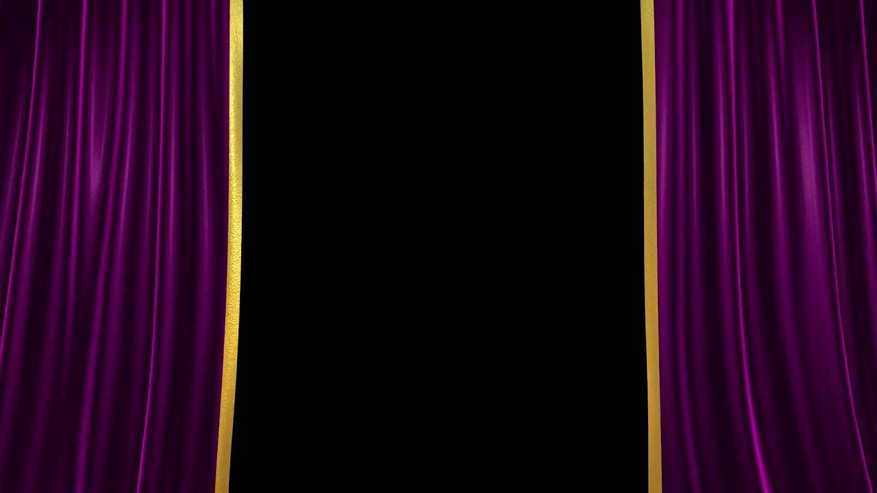 PACT Purple Curtain - YouTube