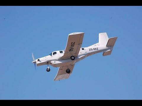 PAC 750 X-STOL Airshow Demo
