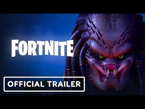Fortnite - Official Predator Trailer