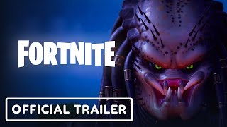 Fortnite - Official Predator Trailer
