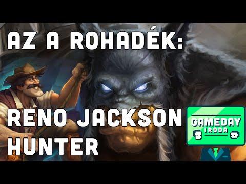 AZ A ROHADÉK: RENO JACKSON HUNTER